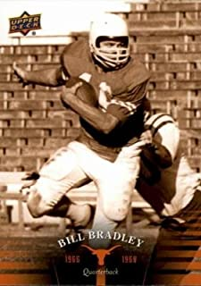 Best bill bradley football texas Reviews