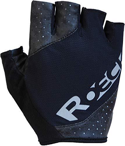Roeckl Oxford Fahrrad Handschuhe kurz schwarz 2020: Größe: 10.5