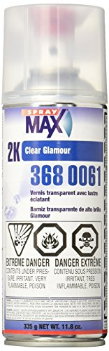 USC SprayMax 2K Glamour High Gloss Aerosol Clear