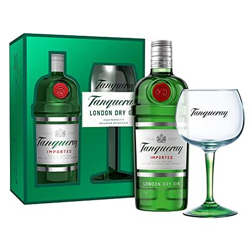 Gordon\'s London Dry Gin Geschenkset mit Copa Glas - 1 x 70cl