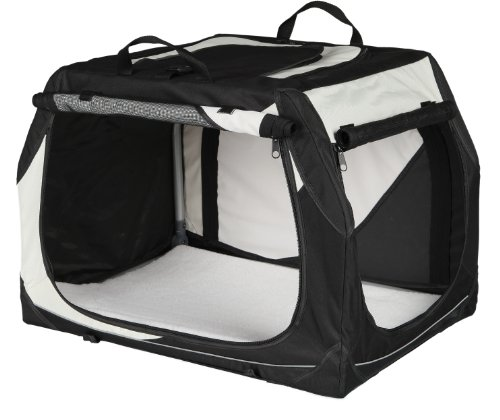Trixie 39723 Mobile Kennel Vario 40, M–L: 91 × 58 × 61 cm