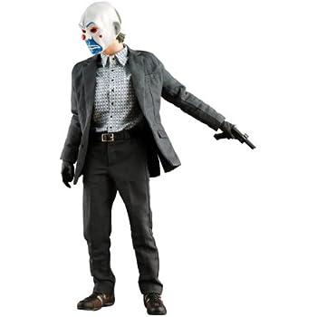 ムービー・マスターピース ダークナイト 1/6スケールフィギュア ジョーカー (銀行強盗)