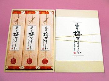 おおい 福井梅カステラ 10切×3箱