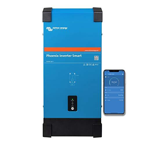Inversor Phoenix Smart 24V 2000VA con Bluetooth   totalmente Configurable con una tableta o smartphone