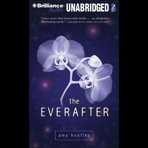 The Everafter audiobook cover art