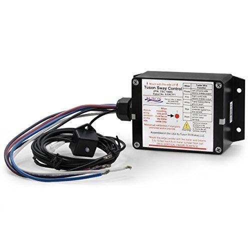 RV Brake System | Tuson Electric Brake Sway Control System | Electric Braking System