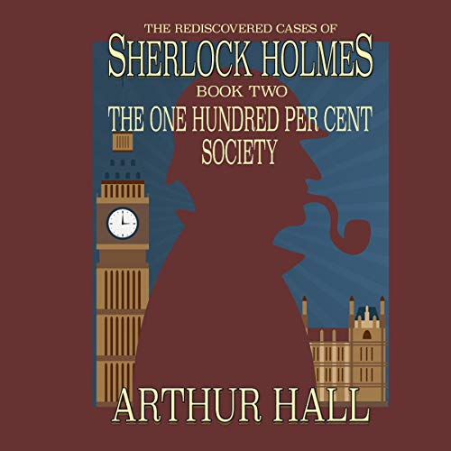 The One Hundred Per Cent Society audiobook cover art