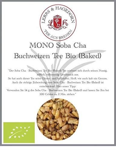MONO Soba Cha - Buchweizen Tee Bio (Baked) 1 KG