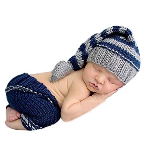 PIXNOR Newborn Turtle Costume Knitted Baby Photo Photography Prop for 0-6 months