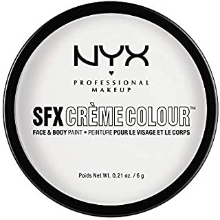 NYX Professional Makeup SFX Créme Colour, White 09