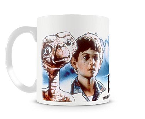 ET der Außerirdische - Taza de cerámica & Elliott – Caja de regalo
