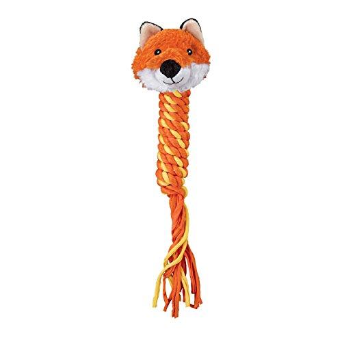 KONG Winders Dog Toy (Animal: Fox)