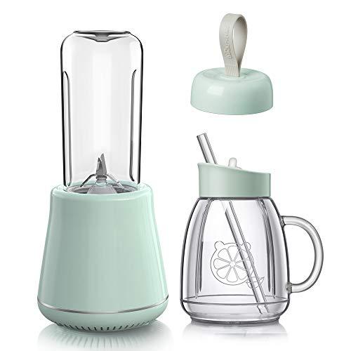 N/A Entsafter Haushalt Multifunktions-Entsafter Tasse elektrische tragbare Obst kleine Mini-Entsafter