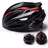 Casco de bicicleta for adultos desmontable sombrero for el sol - bicicleta de montaña casco de seguridad de los deportes de protección del casco cómodo ajustable for hombres / mujeres (57-62 cm) 530
