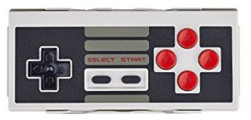 8bitdo NES30 Klassischer Controller für Nintendo NES, kabellos, mit Bluetooth, kompatibel mit Android, PC, Mac, OS, DVD, Ausführung: für das Vereinigte Königreich