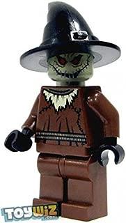 LEGO Batman Minifigure - Scarecrow with Glow in Dark Head (2006)
