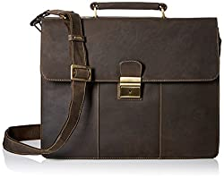 Top 15 Best Leather Briefcases for Men - {Special} 21
