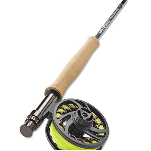 """Orvis Clearwater Fly Rod Outfit (5wt 9'0"""" 4pc)"""