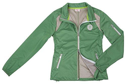 Covalliero-Tamara Veste Softshell pour Adulte FR:38 Vert - Shamrock Green