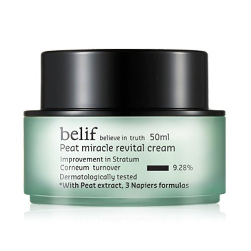 Belif(ビリーフ)Peat Miracle Revital Cream 50ml/フィートミラクルリバイタルクリーム