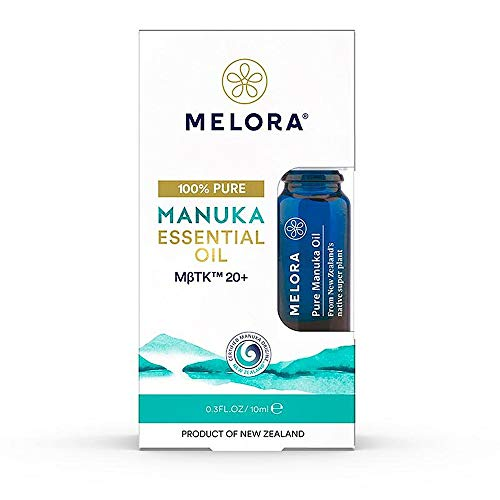 Melora Mānuka Olio MßTK™ 20+, grado di purezza 100 ml