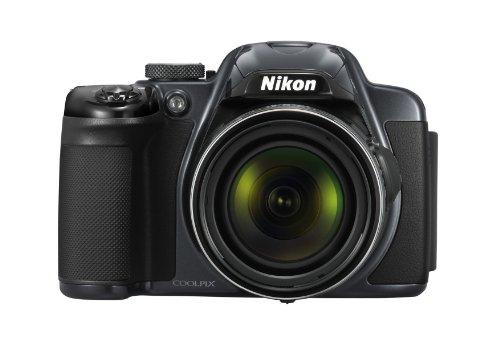 Nikon COOLPIX P520 Cámara Puente 18.1MP 1/2.3' CMOS 4896 x 3672Pixeles Plata - Cámara...