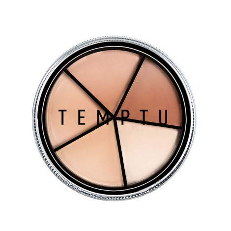 Silicon Based Concealer Wheel Temptu pro Airbrush Makeup Product by Temptu