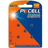 5個LR44 AG13 303 357 A76 L1154 1.5Vボタン携帯時計電池