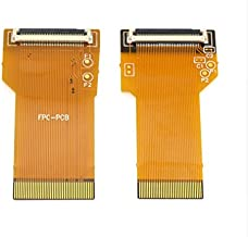 Replacement AGS-101 LCD Screen Backlit Adapter Mod Ribbon Cable 40 Pin for Game Boy Advance GBA Repair Parts