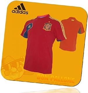 adidas, España Tee/FEF Furia Roja Spain - Camiseta para hombre