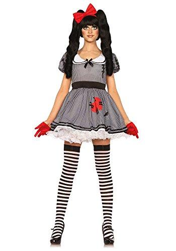 Leg Avenue Damen-Kostüm Aufziehpuppe , Größe:M
