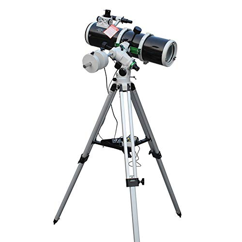 QYH Telescopio astronómico 150750EQ Alta definición, Alta definición, Espacio Profundo, observación de Estrellas Profesional para la astronomía