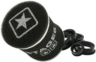 Racingluftfilter Stage6 Double Layer KLEIN, AirBox schwarz, 28mm + 35mm + 42mm + 45mm + 49mm + 55mm Anschluss
