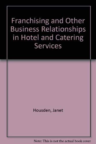 hotel franchising - 1