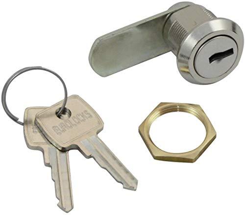 ABUS - Hebelzylinderschloss UHZ20 mit 2 Schlüssel - universal - 40049