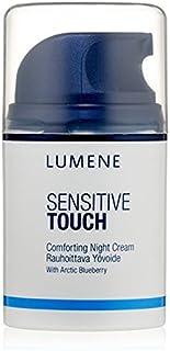 Lumene 敏感触感舒适晚霜,1.7 液体盎司 2组