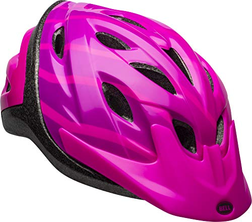 Bell Axle Youth Bike Helmet, Pink Radiant