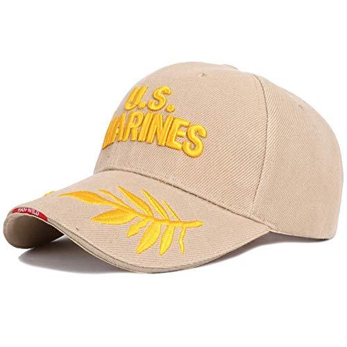 Qidsuf gorra de béisbol táctico sombrero de los hombres ejército gorra de béisbol al aire libre Snapback gorra ajustable casqueta táctica hueso