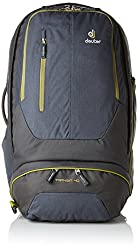 c1dbacbd5f The Deuter Transit 40l backpack is the perfect carry-on and was designed  specifically to fit in the overhead compartment. It features a U-shape zip  allowing ...