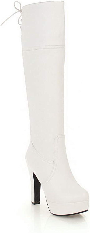 AN DKU02393, Damen Plateau, Weiß - weiß - Größe  37  | Die erste Reihe von umfassenden Spezifikationen für Kunden