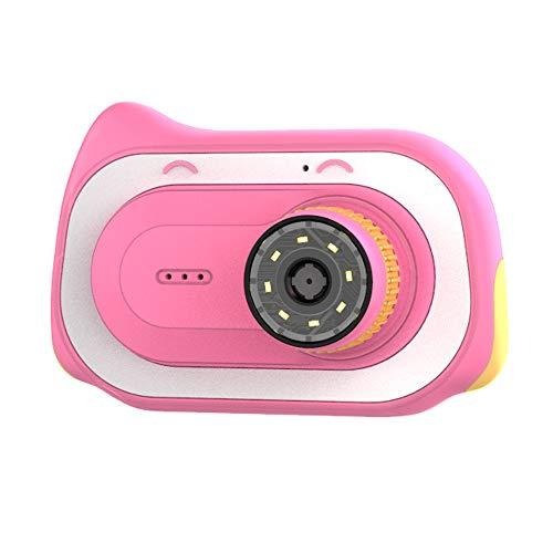 Kecheer Zakmicroscoop, 2 inch display, 15 miljoen pixels, 0 x 200 x zoom, voor kinderen, wetenschap, hoge-resolutie, microscoop, peuterogica, draagbaar vergrootglas voor kinderen roze
