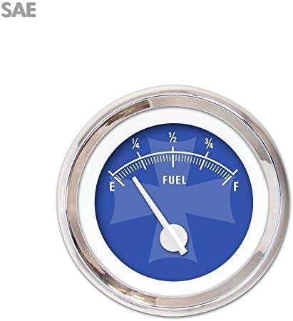 Outstanding Aurora Instruments GAR179ZEXKABCD Iron Cross Fuel Level Blue G Las Vegas Mall