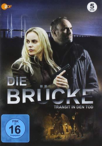 Die Brücke - Transit in den Tod: Staffel 1 (5 DVDs)