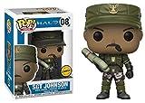 Funko Pop 08 - SGT. Johnson Chase - Halo