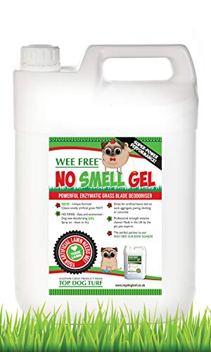 Artificial Grass Enzyme Cleaner Spray. Dog Wee Neutraliser for Grass and Deodoriser for Astro Turf Fake Grass and Lawn. Outdoor Pet Odour Eliminator for your Garden. Pet and Animal Safe and Friendly