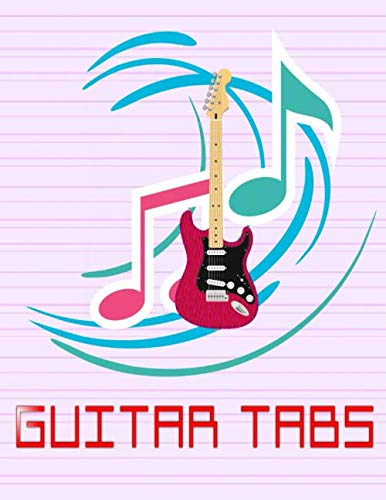 Beginners Guitar Tabs: Dueling Banjos Guitar Tabs 116 Pages Matte Cover Design Cream Paper Sheet Size 8.5x11 INCHES ~ Guitar - Easy # Tab Standard Prints.