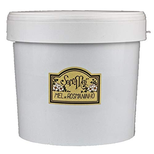 SerraMel® Wilder Lavendel-Honig/Rosmaninho 7 kg Kanister