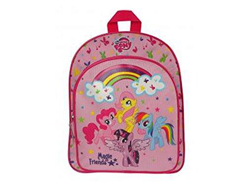 Filly- My Little Pony KINDER RUCKSACK mit Vorfach