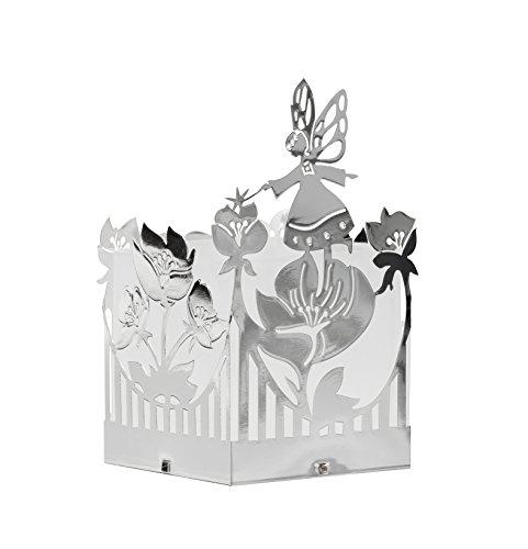 Portavelas, diseño de hadas