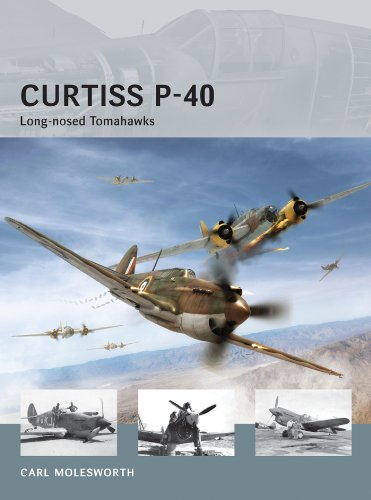 Curtiss P-40: Long-nosed Tomahawks (Air Vanguard Book 8) (English Edition)